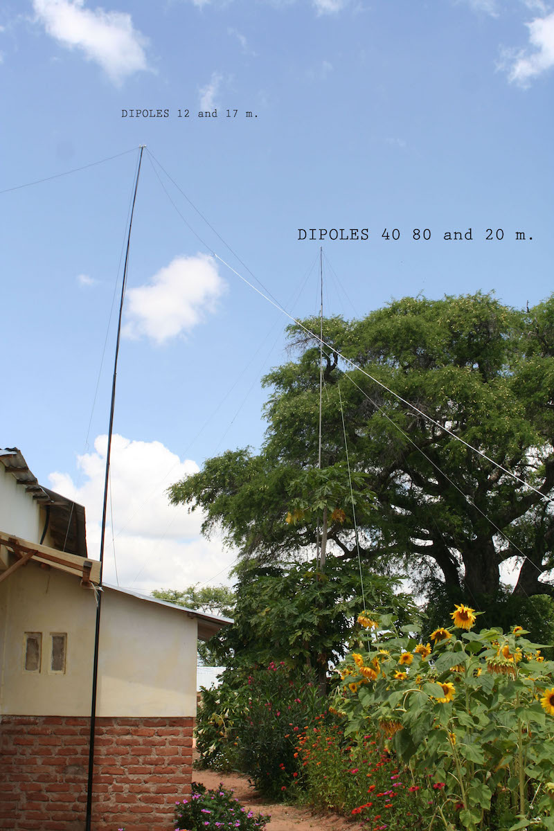 Antenna 5H3MB